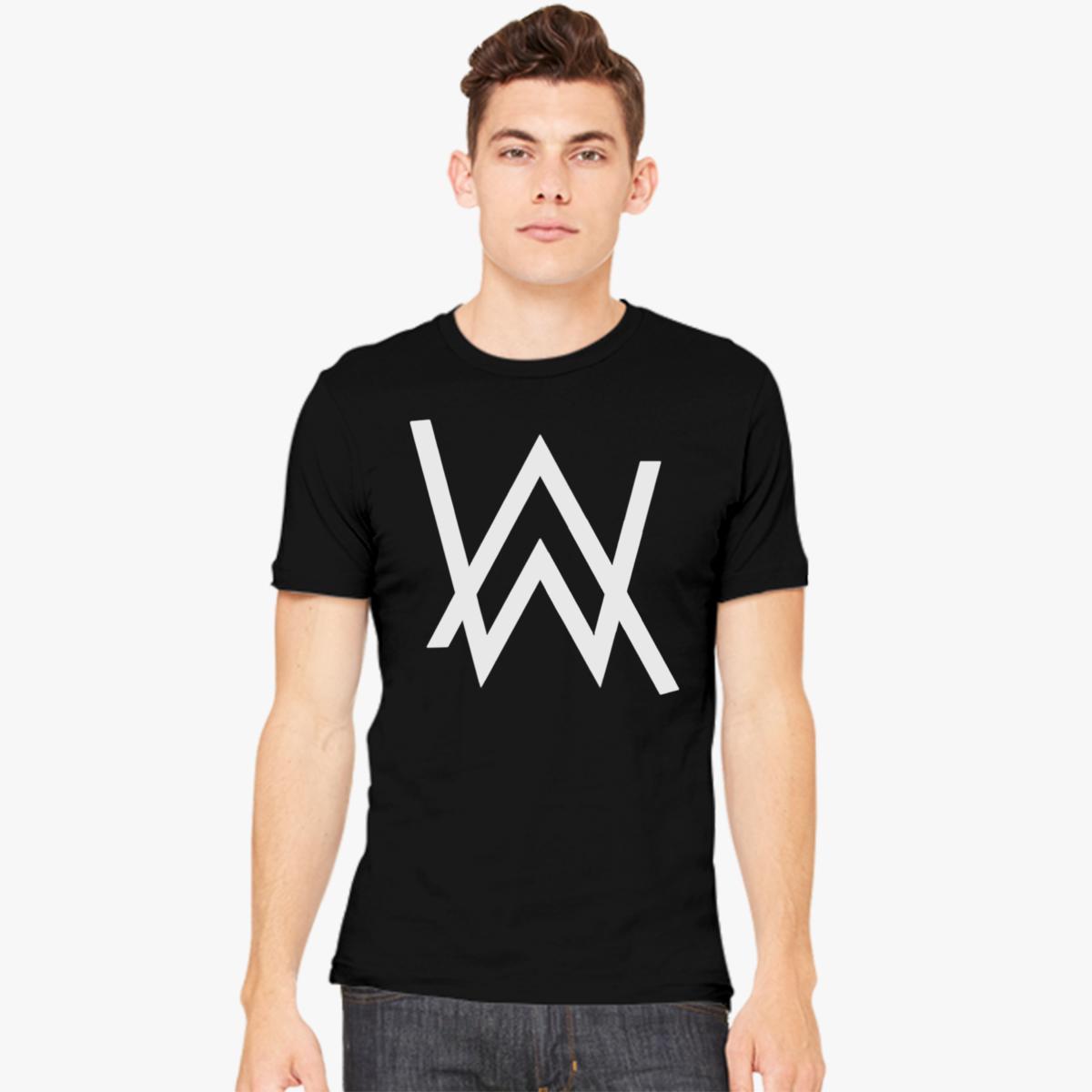 Alan walker logo mens t shirt customon alan walker logo mens t shirt stopboris Image collections