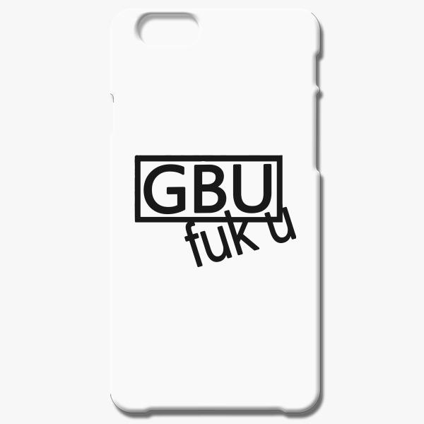 GBU FUK U iPhone 6/6S Case