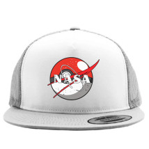 pokemon-pokeball-nasa Trucker Hat - Customon.com e1b9cfb4dbfc
