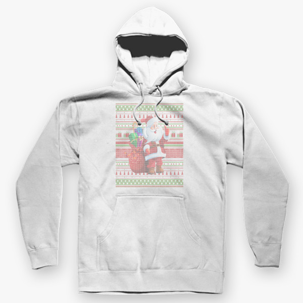 ugly christmas sweater Hoodie | Customon.com
