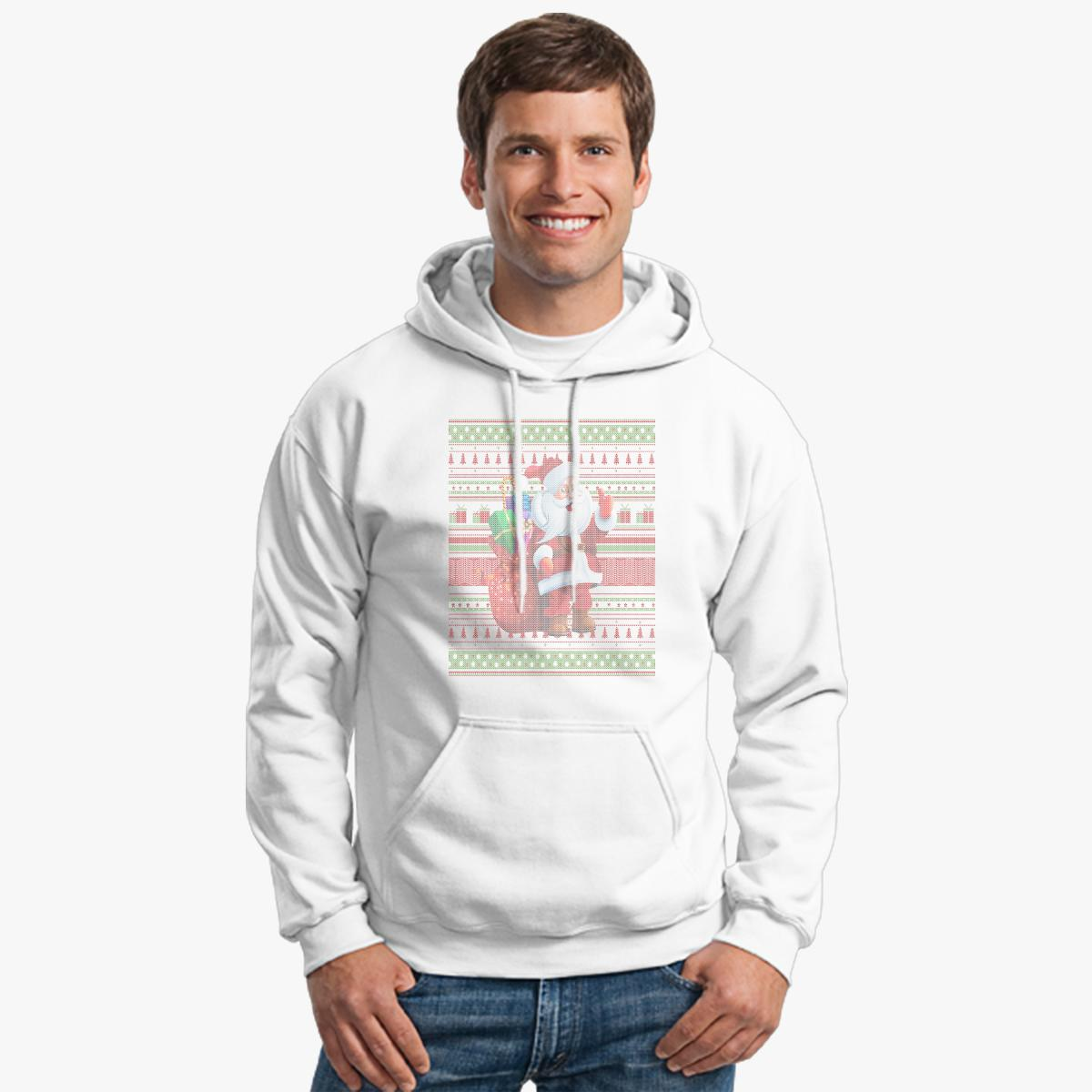 ugly christmas sweater Hoodie | Customon.com